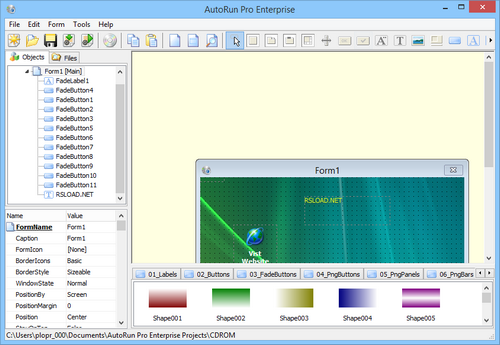 Longtion AutoRun Pro Enterprise 14.11.0.432
