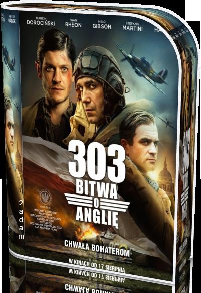 303. Bitwa o Anglię (2018) Blu-ray Video-530p-H.264-AVC-AAC