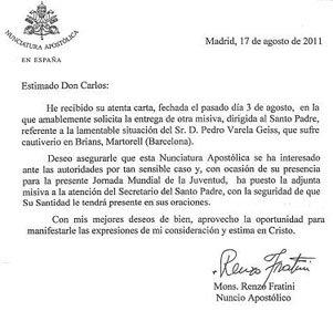 Holocaust Leugner Erhält Brief Vom Vatikan Hubwen12