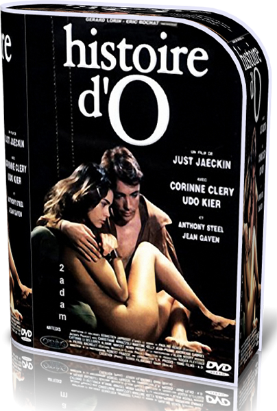 Historia O (1975) Blu-ray Video-720p-H.264-AVC-AAC / Lektor / PL