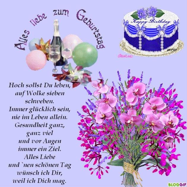 Mausikatze feiert heut geburtstag gl ckw nsche - Geburtstagsbilder zum 25 ...