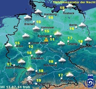 Wie Wird Das Wetter Heute In GГјtersloh