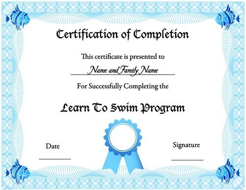 Certyfikat - Dyplom kolekcja PSD