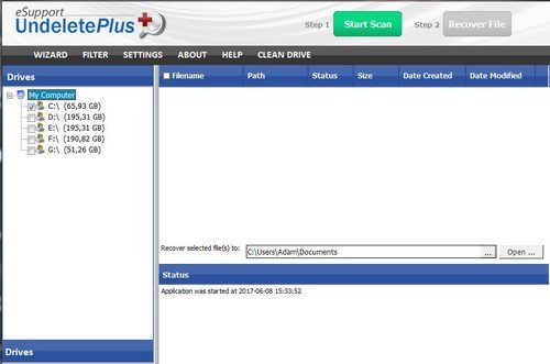 Undelete Plus 3.0.7.512 + Portable