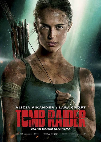 Tomb Raider (2018)  HDCAM-Video-AVC-AAC-ZF/En/