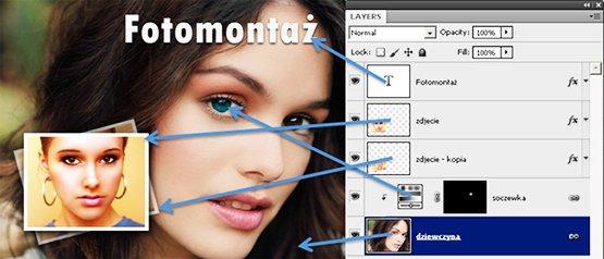 Photoshop Fotomontaże i efekty (PL)