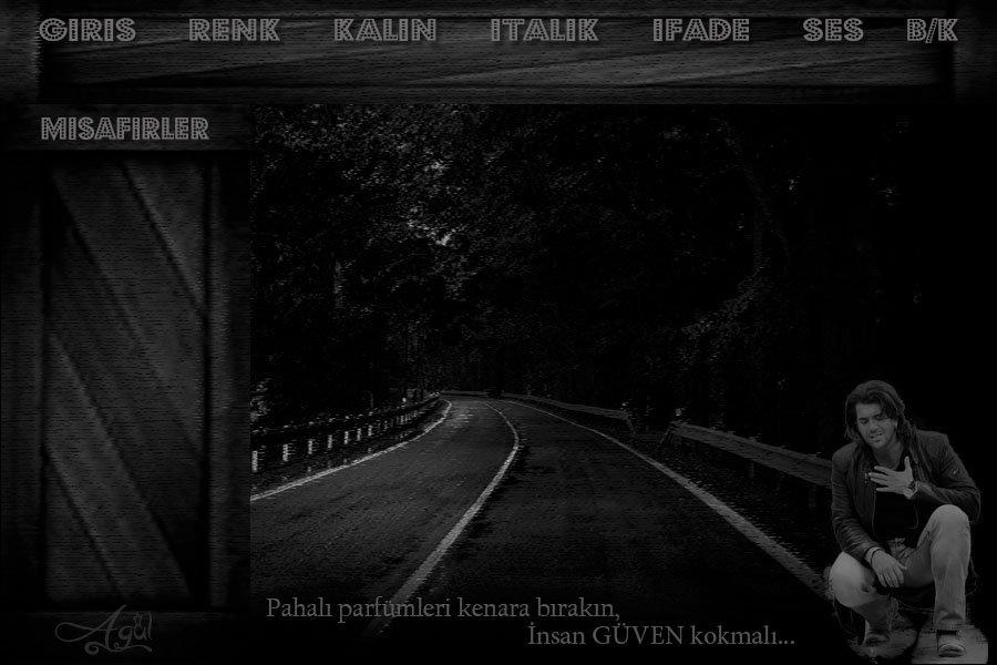 Karanlık Yol Bay Bayan Radyo Teması -Ayşe Gül**
