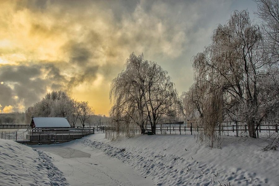 Zimski pejzaži-Winter landscapes 896hprw5b4a