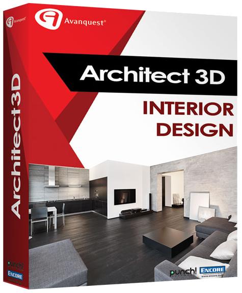 Avanquest Architect 3D Interior Design v20.0.0.1022