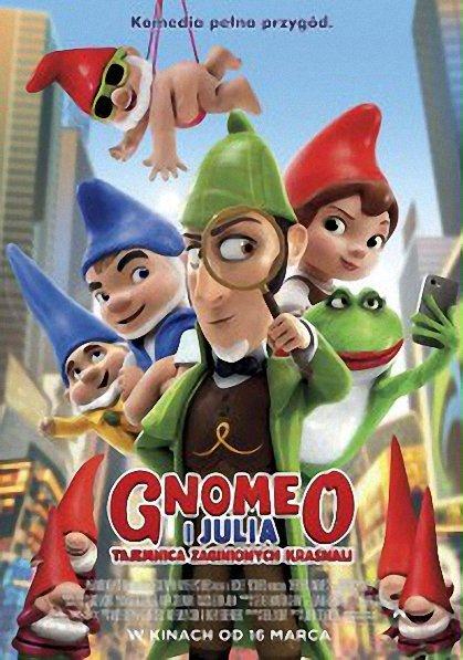 Gnomeo i Julia. Tajemnica zaginionych krasnali (2018) Web-MPEG-4-H.263-AAC/Napisy/PL