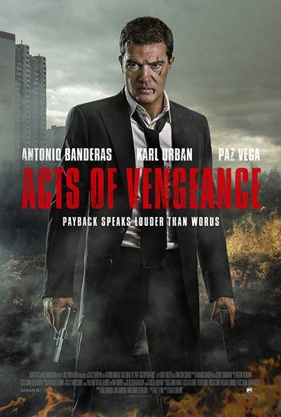 Acts of Vengeance(2017) 720p.Web-DL.HD.264-AAC-ZF/ Napisy/PL