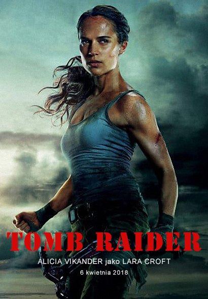 Tomb Raider (2018) KiT-MPEG-4-H.264-HD 720p-AAC /Dubbing/PL