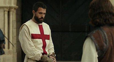 Templariusze (2017-) (serial/sezon 1) TVrip-MPEG-TS-HDV-AC-3-ZF/Lektor/PL