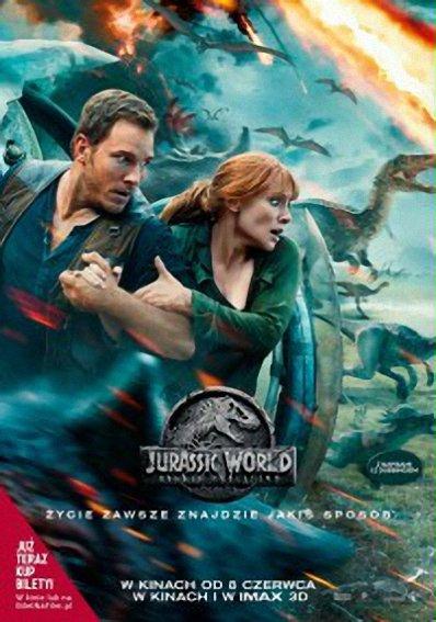 Jurassic World: Upadłe królestwo (2018) CAM-MPEG-4-AVC-AAC /Napisy/PL
