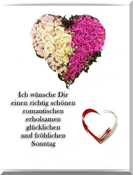 Romantische guten morgen wunsche