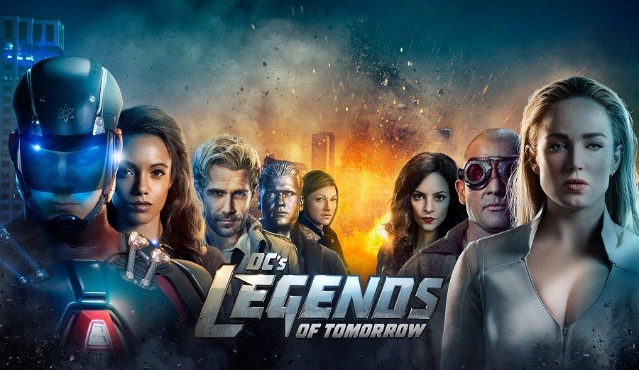 dc legends of tomorrow s02e09 lektor